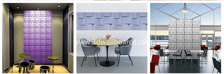 Brand-new About Us – 3D Wall Boards from China DY32