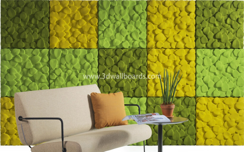 3D Wall Art 600 x 600 mm – 3D Wall Boards from China