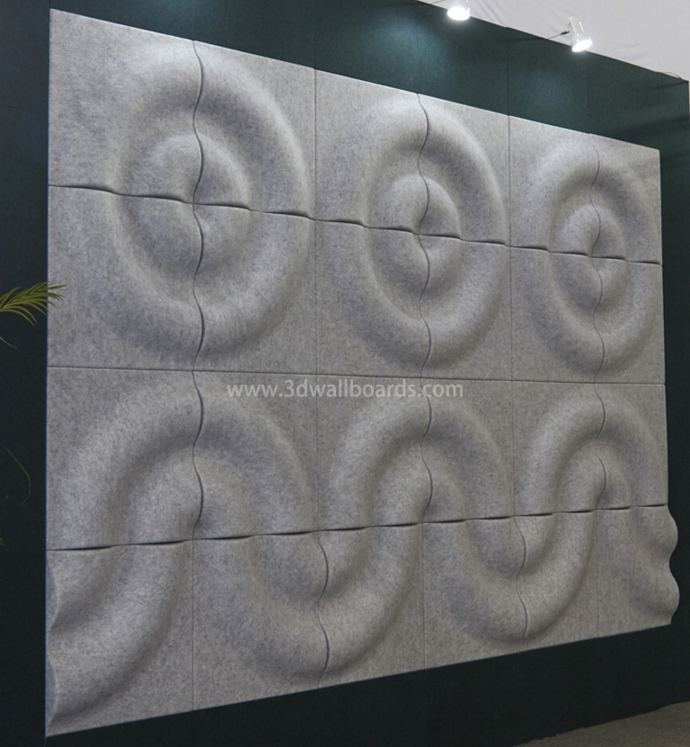 Wave Wall Panels 600 X 65 Mm